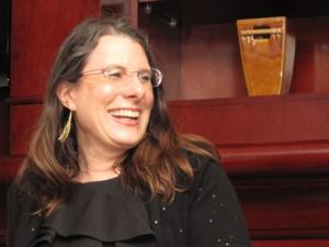 Carolyn smiling 2